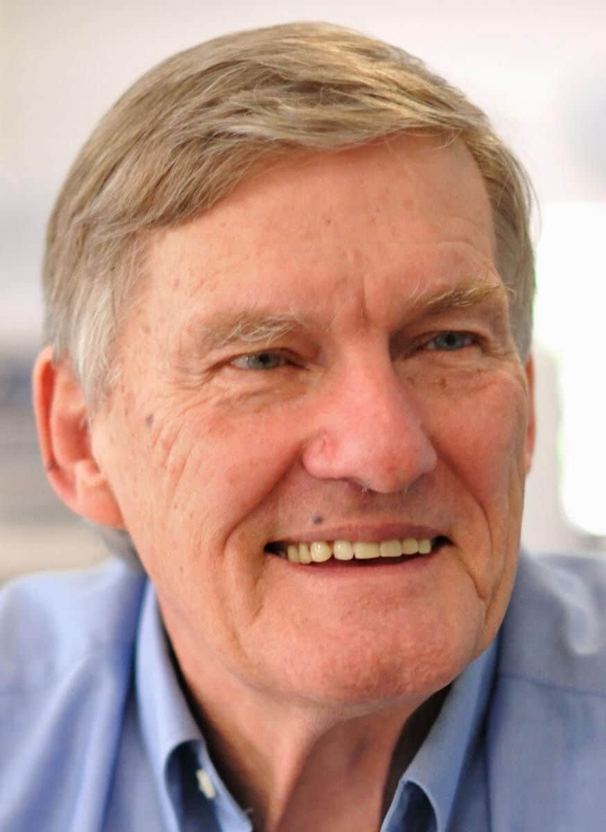 Rev. Dr Ian Mavor (OAM)