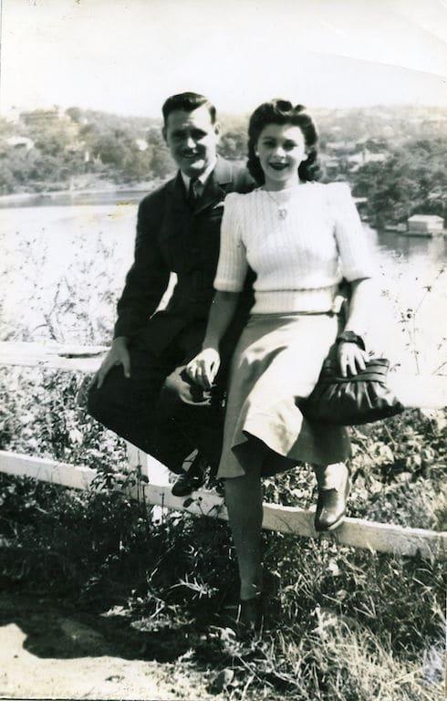 1944 Engagement