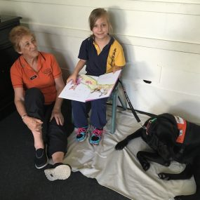 Piper The Story Dog, Ian Mavor Foundation